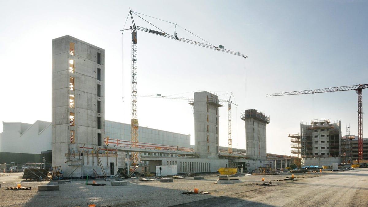 Flughafen Stuttgart Stocker Bau Karl Stocker Bauunternehmen Gmbh